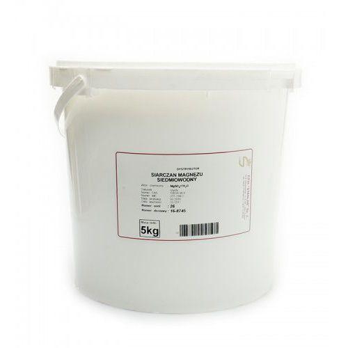 Siarczan Magnezu Siedmiowodny sól gorzka Epsom CZDA 5kg STANLAB