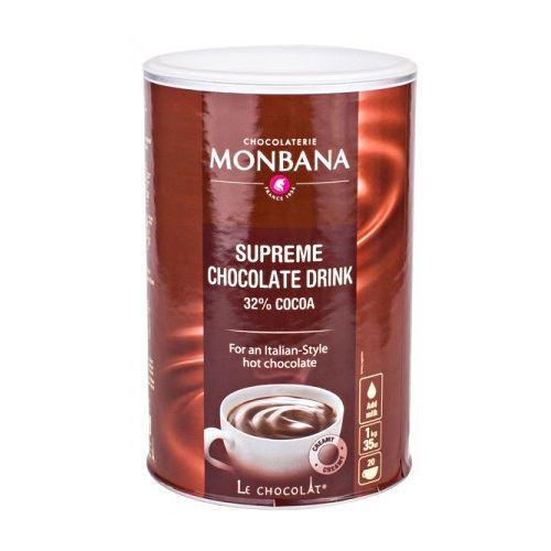 Monbana Czekolada na gorąco  supreme 1kg