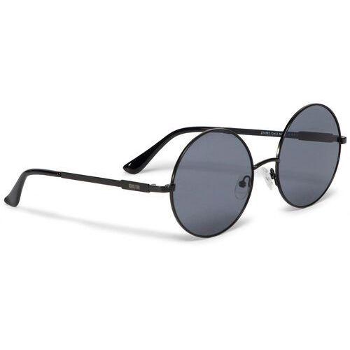 Big star Okulary przeciwsłoneczne - z74082 black/black