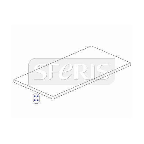 Dodatkowa półka pinio do szafy 4-drzwi barcelona biały - 104-040-010 wyprodukowany przez Drewnostyl pinio
