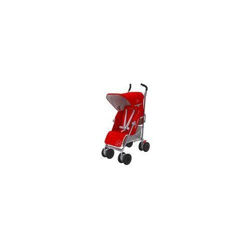Maclaren Wózek spacerowy techno xt  (cardinal/silver), kategoria: wózki spacerowe