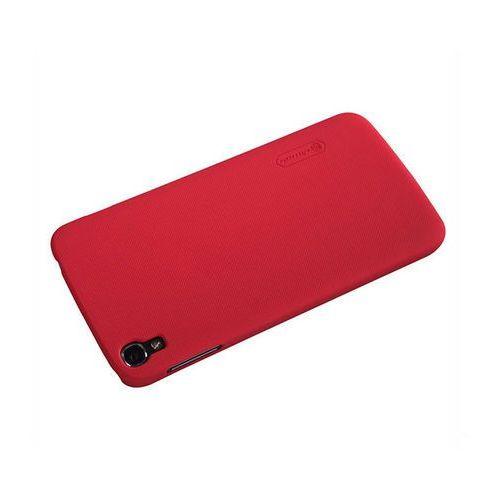 """Etui Nillkin Frosted Alcatel One Touch Idol 3 5.5"""" Czerwone - Czerwony, kolor czerwony"""