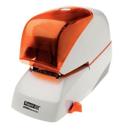 Zszywacz elektryczny Supreme 5080e Rapid, srebrny pomarańczowy - Autoryzowana dystrybucja - Szybka dostawa (7313469934117)