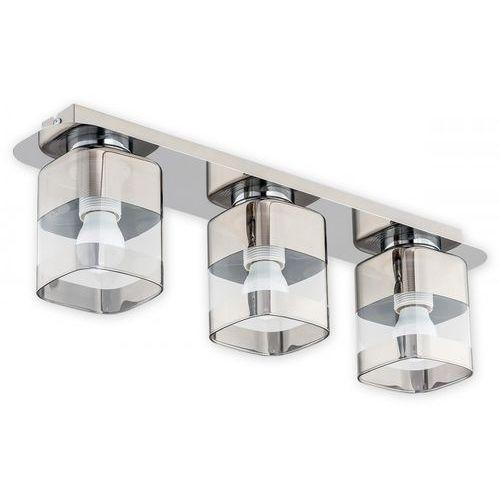 chroms o2613 p3 ch plafon lampa sufitowa 3x60w e27 chrom marki Lemir