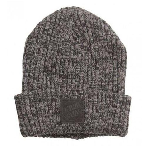 czapka zimowa SANTA CRUZ - Panhead Beanie Grey Heather (GREY HEATHER) rozmiar: OS, kolor szary
