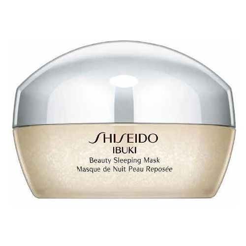 Shiseido ibuka maski noc upiększające (śpiąca maska) 80 ml