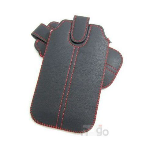 Wsuwka Chic Slim wymiar 125x65mm Czarna I, kolor czarny