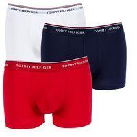 Męskie bokserki stretch premium essentials, 3 szt., Tommy hilfiger