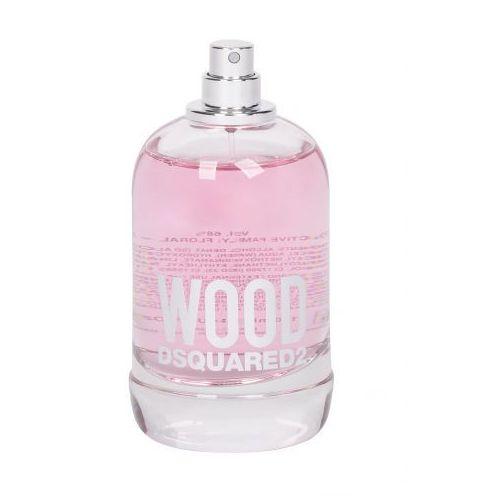 Dsquared2 she wood woda toaletowa 100 ml tester dla kobiet (8011003845620)