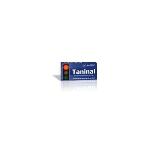 Tabletki TANINAL 0,5g x 20 tabl.