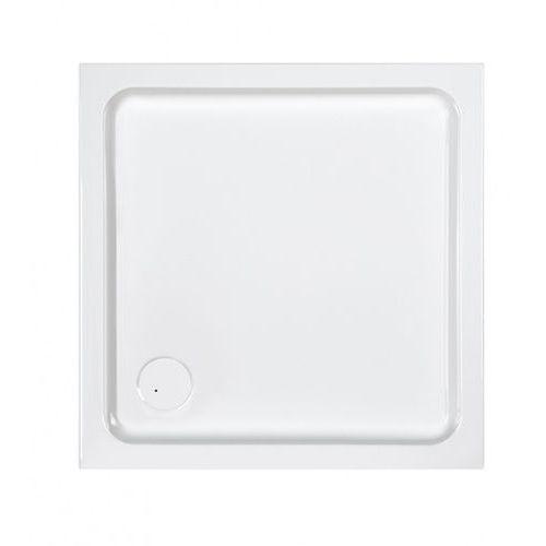 brodzik kwadratowy free line b/free 80x80x5+stb 80x80x5cm 615-040-1020-01-000 marki Sanplast