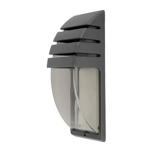 Nowodvorski Kinkiet mistral i 3393 zewnętrzny 1x60w e27 ip44 grafit >>> rabatujemy do 20% każde zamówienie!!! (5903139339391)