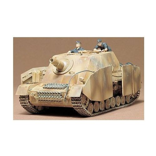 TAMIYA German S Panzer IV Brummbar (4950344996551)