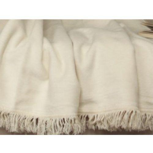 Frankhauer Koc bawełniany jednobarwny Moreno 150 x 200 - sprawdź w wybranym sklepie