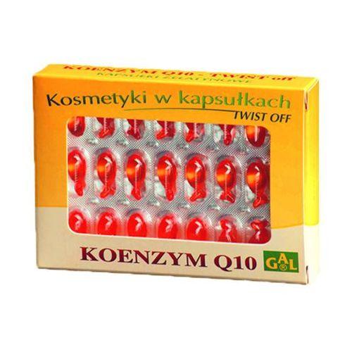 Kapsułki twist-off Koenzym Q10 kaps.x 48 na skore(rybki) /Gal