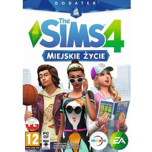 OKAZJA - The Sims 4 Miejskie Życie (PC)
