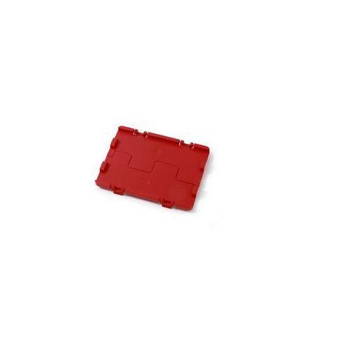 Składana pokrywa z zawiasami,opak. 4 szt., dł. x szer. 600 x 400 mm
