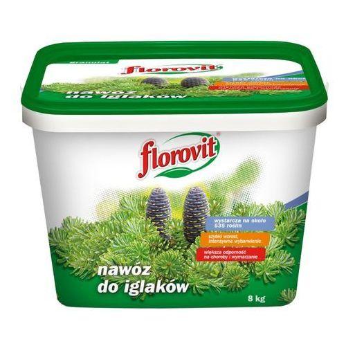 Nawóz do iglaków Florovit 8 kg (5900861142183)