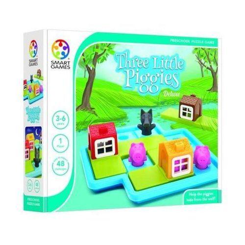 Smart Games Trzy małe świnki - ARTYZAN, AM_5414301518754