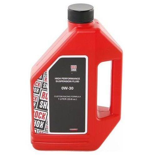 Rockshox olej do widelca pike 0-3w 1000 ml 2018 zestawy środków czyszczących