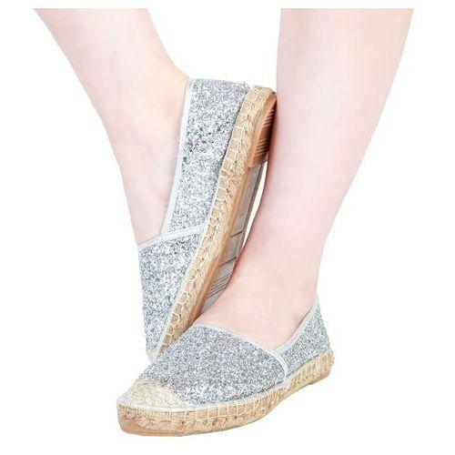 Płaskie buty damskie ANA LUBLIN - TAMIRES-52