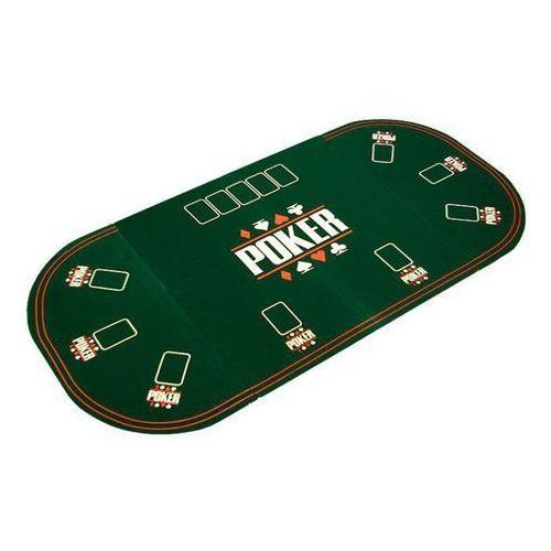Garthen Blat do pokera składany drewniany