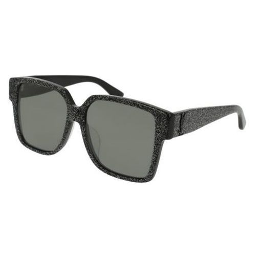 Saint laurent Okulary słoneczne sl m9/f asian fit 004