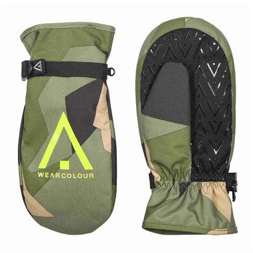 Clwr Rękawice - wear mitten asymmetric olive (510) rozmiar: 10