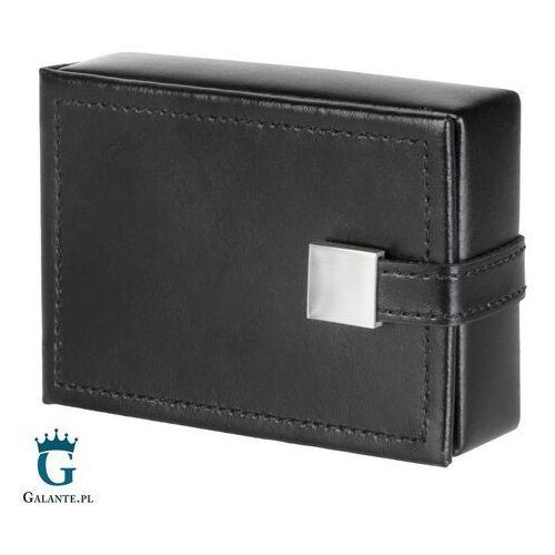 Skórzane pudełko na biżuterię ps box marki Galante