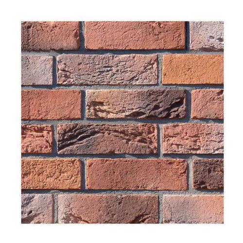 Kamień elewacyjny madera brick 21 x 6,3 cm marki Akademia kamienia