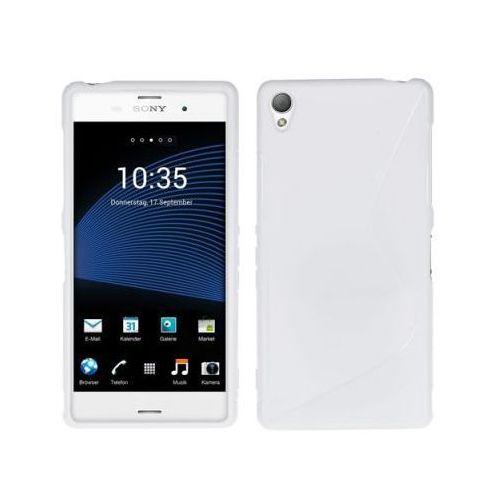 Futerał Back Case S-Line Sony Xperia Z3 d6603 BIAŁY