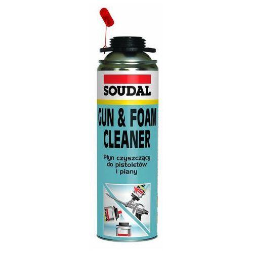 Płyn czyszczący do pistoletów i piany Soudal 500 ml, DEK-TD-AL-7.5