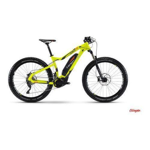 Rower elektryczny Haibike SDURO HardSeven 7.0 limetka/antracyt/pomarańczowy 2017