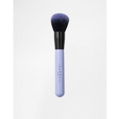 Lottie Make Me Blush Blusher Brush - Clear