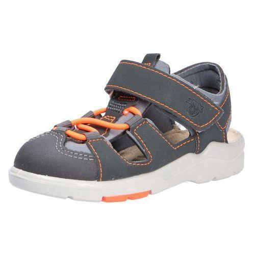 sandały szary / khaki / pomarańczowy marki Pepino