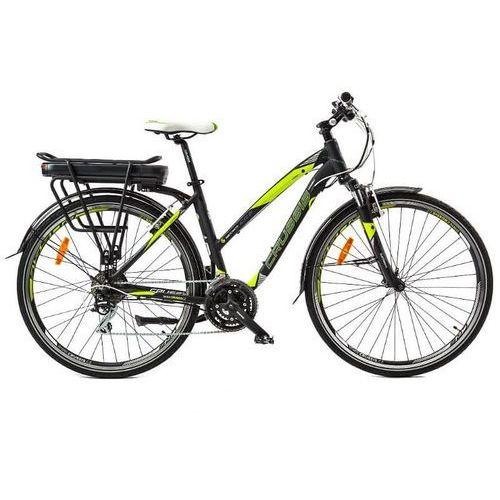 Crussis Damski trekkingowy rower elektryczny Crussis e-Savela 3.2, 19