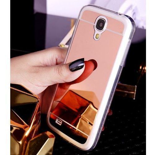 Slim Mirror Case Różowy | Etui dla Samsung Galaxy S4 - Różowy