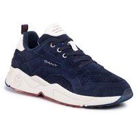 Sneakersy - nicewill 20633534 marine g69 marki Gant