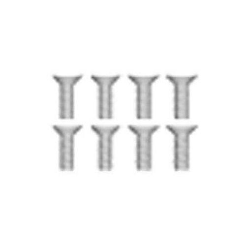 Hsp Countersink screw m2x6 - 68046
