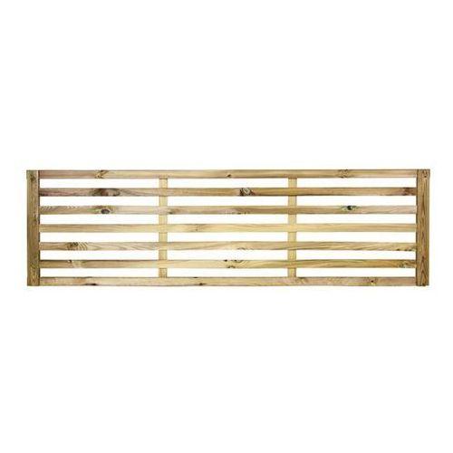 Kratka drewniana neva sosnowa 52 x 180 cm marki Blooma