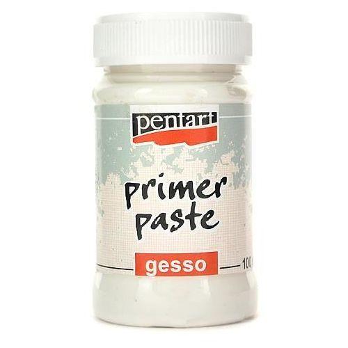 Pasta gruntowa gesso biała 100 ml - 100ml marki Pentart