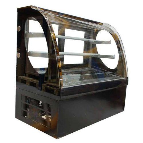 Witrynka chłodnicza nastawna | 900x500x(h)750mm marki Cookpro