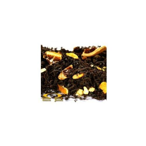 Herbata czarna 'sycylijska cytryna' 50g marki Na wagę