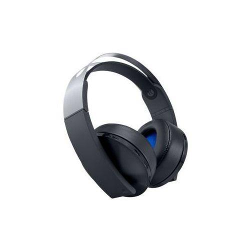 Sony Zestaw słuchawkowy  playstation 4 platinum (0711719812753)