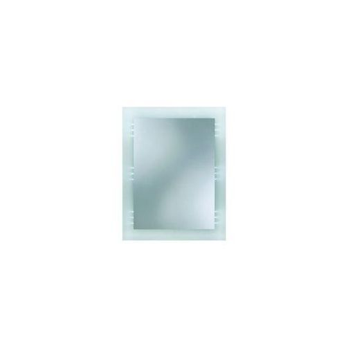 Lustro łazienkowe z oświetleniem wbudowanym VICTOR II 60 x 77 DUBIEL VITRUM (5905241000176)
