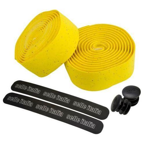 Selle Italia Smootape Corsa Owijka kierownicy Eva żel 2,5 mm żółty Owijki kierownicy, SIT-0000000000E05