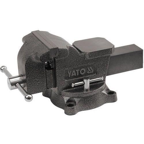 Imadło ślusarskie obrotowe 200mm 29.5kg Yato YT-65049 - ZYSKAJ RABAT 30 ZŁ, YT-65049