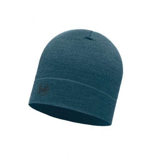 Czapka MIDWEIGHT WOOL HAT - LIGHT OCEAN MELANGE (8428927270856)