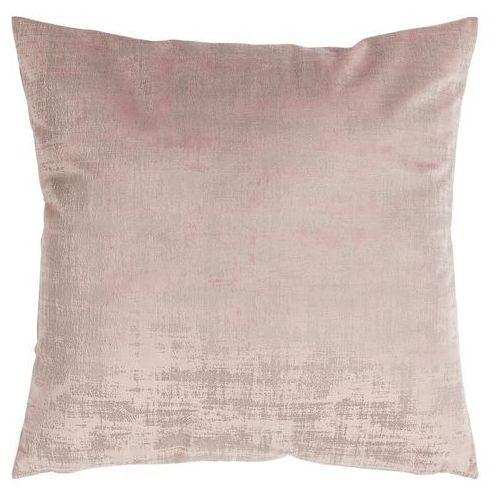 Poduszka vintage velvet brudny róż 50x50 cm marki Intesi