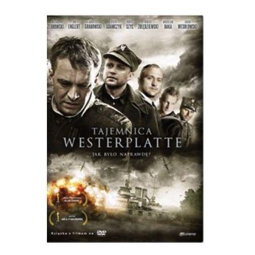 Tajemnica Westerplatte (Książka+DVD) - Paweł Chochlew DARMOWA DOSTAWA KIOSK RUCHU (5903570154355)